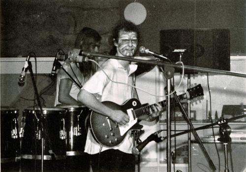 Michael Borner, Klaus Menzel
